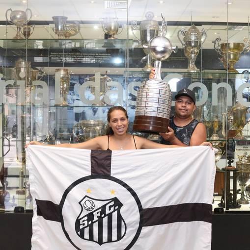 Tour Vila Belmiro - 09 de Março     on Fotop
