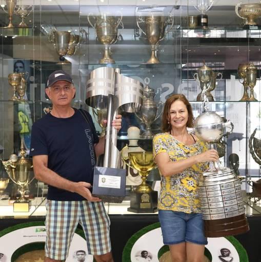 Tour Vila Belmiro - 14 de Março      on Fotop