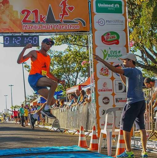 Marília Half Marathon on Fotop