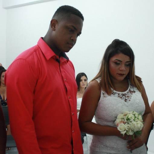 Casamento civil Pablo Luiz e Thamyres on Fotop