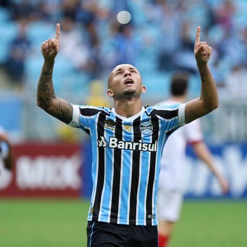 Grêmio x São Luiz En Fotos