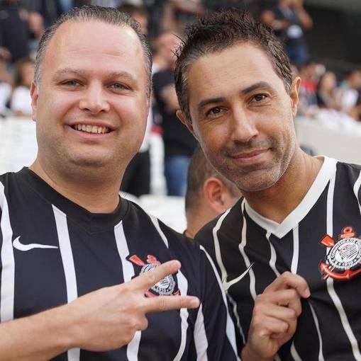 Corinthians X Santos - Paulista no Fotop