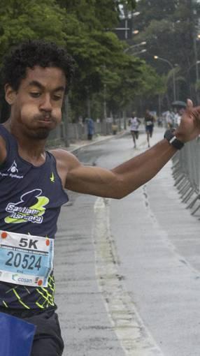 Maratona Internacional de São Paulo no Fotop