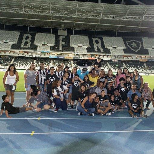 Botafogo x Juventude - Nilton Santos - 04/04/2019 on Fotop
