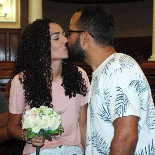 Casamento civil Tainá & Carlos on Fotop