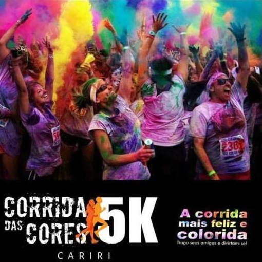 2ª Color Run Cariri no Fotop
