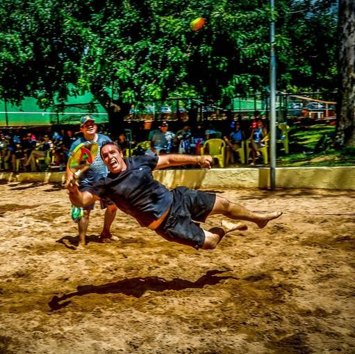 Torneio de Beach Tennis do Circulo Militar de Cuiabá no Fotop