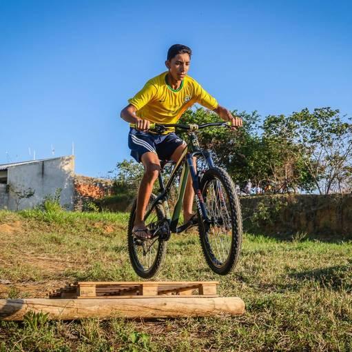 Estreia da pista de XCO da Cruz no Fotop