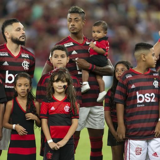 Flamengo x Cruzeiro - Maracanã - 27/04/2019 on Fotop