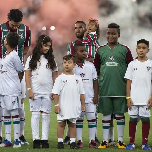 Fluminense x Goias - Maracanã - 28/04/2019 on Fotop