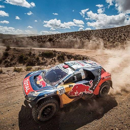 Dakar 2016 on Fotop