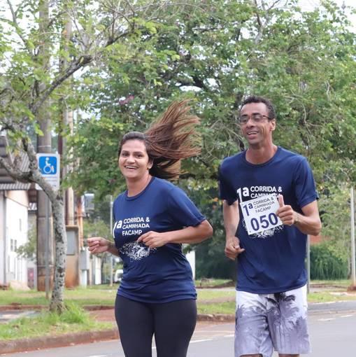 1ª Corrida e Caminhada FACAMP on Fotop