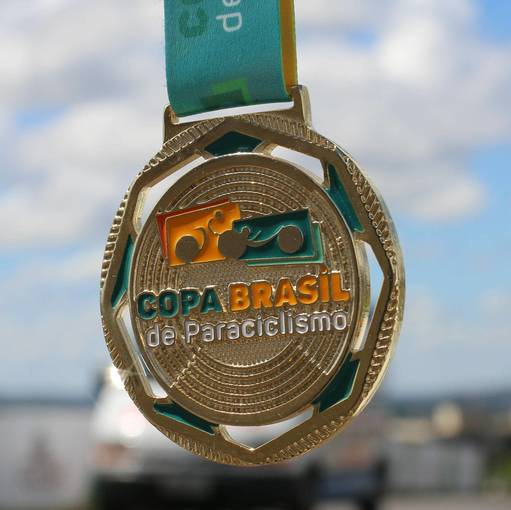 Copa Brasil de Paraciclismo no Fotop