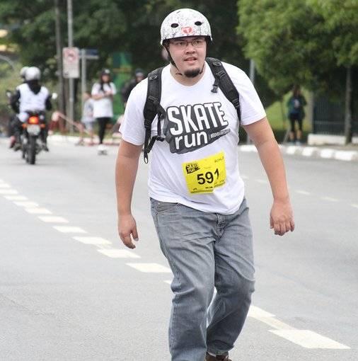 Skate Run on Fotop