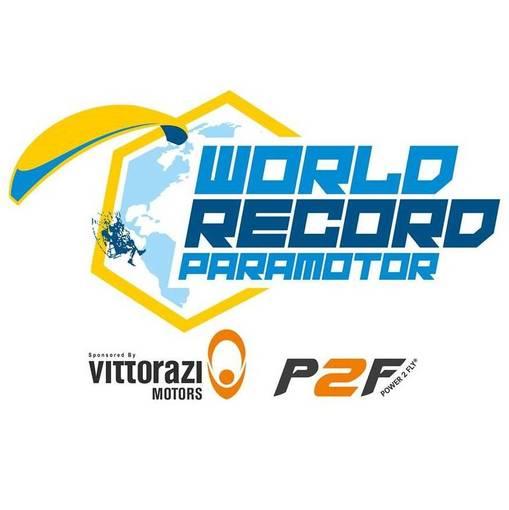 Recorde Mundial de Paramotor em Itanhaém no Fotop