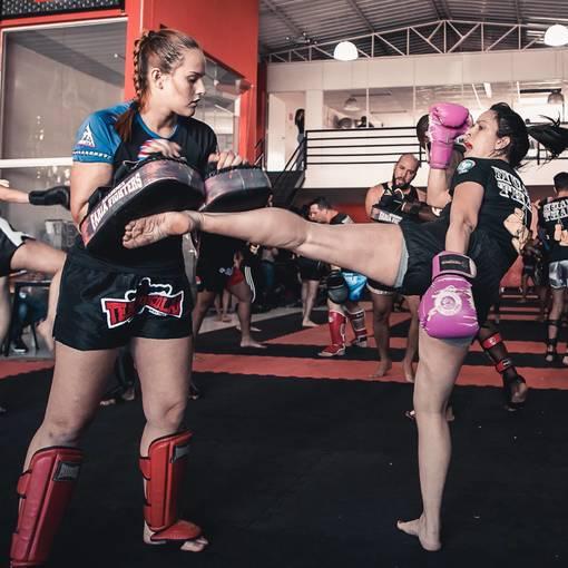 Graduação de Muay Thai Limeira no Fotop