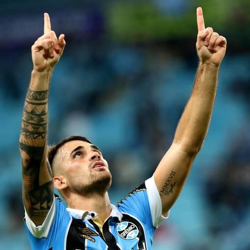 Grêmio x Juventude no Fotop