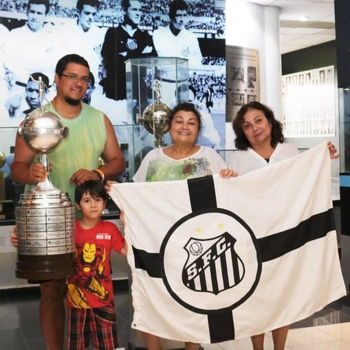 Tour Vila Belmiro - 08 de Maio    on Fotop
