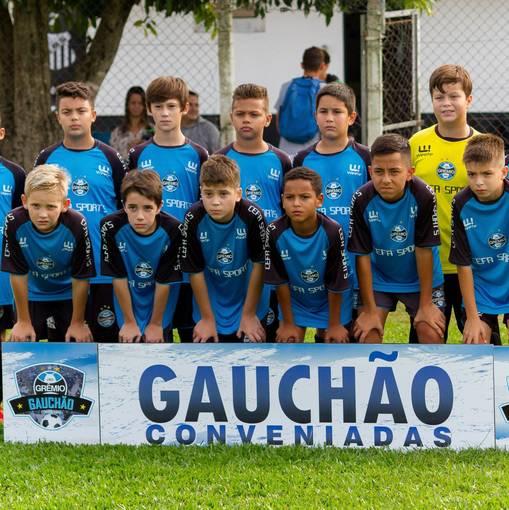 Grêmio CEFA 2º Rodada - Gauchão Conveniadas Grêmio no Fotop