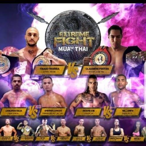 Extreme Fight Muay Thai Undercard on Fotop