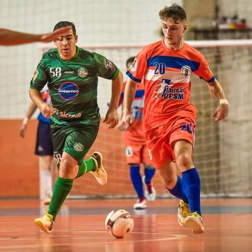 UFSM x Palmeiras - SÉRIE OURO FUTSAL 2019 on Fotop