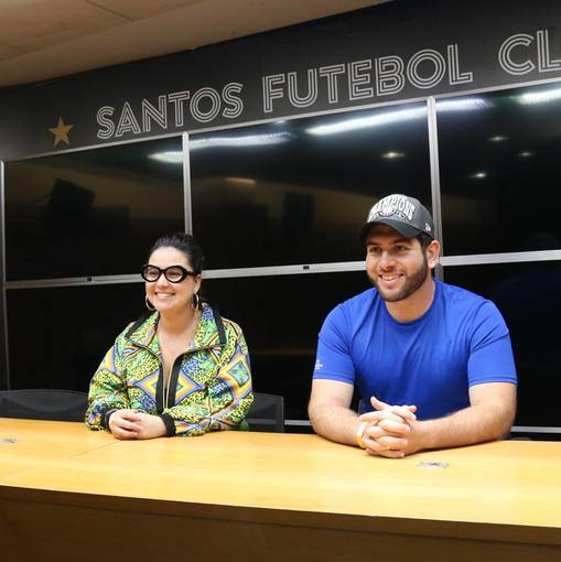 Tour Vila Belmiro - 16 de Maio En Fotos