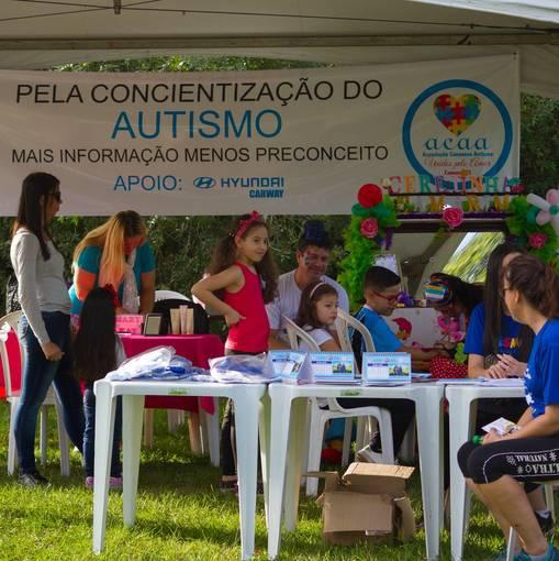 Dia de Conscientização do Autismo #Canoas #ClínicaMarantha no Fotop