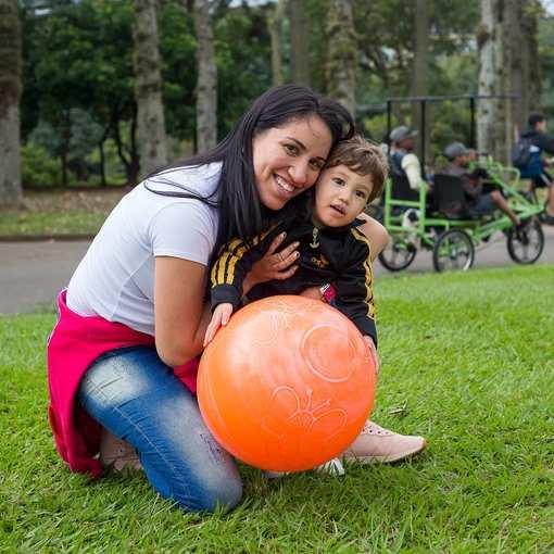 Sábado no Parque Villa Lobos on Fotop