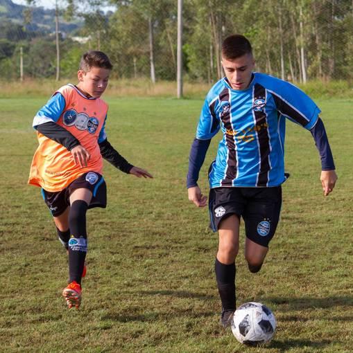 Grêmio CEFA 3º Rodada - Gauchão Conveniadas Grêmio no Fotop