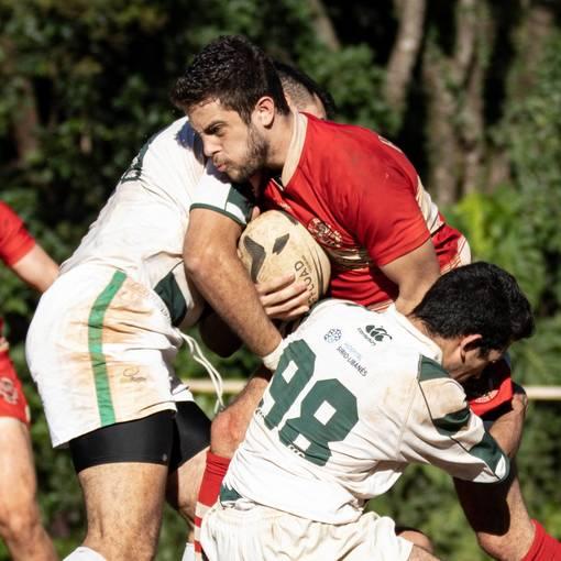 Jogo Rugby / Direito Mackenzie vs Medicina  on Fotop
