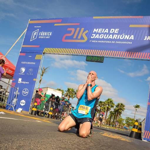 1ª Meia Maratona de Jaguariunasur Fotop