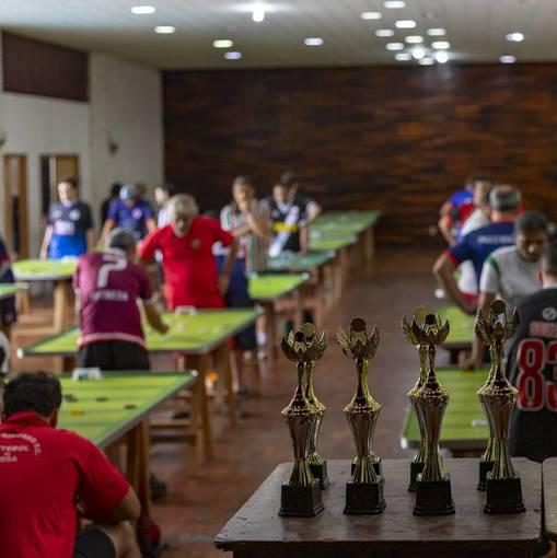 2º Etapa do Torneio Individual Estadual de Futebol de botão - Dadinho - FEFUMERJ  on Fotop