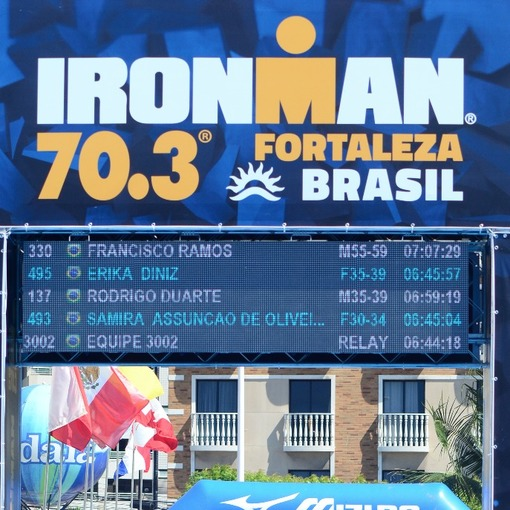 IronMan 70.3  Fortaleza on Fotop