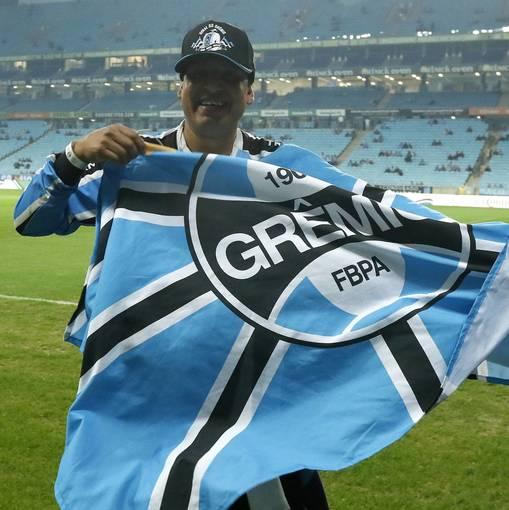 Grêmio x Bahia no Fotop
