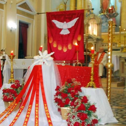 CRISMA CORAÇÃO DE MARIA on Fotop