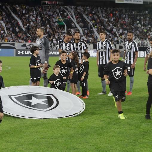 Botafogo x Grêmio - Nilton Santos- 12/06/2019 on Fotop