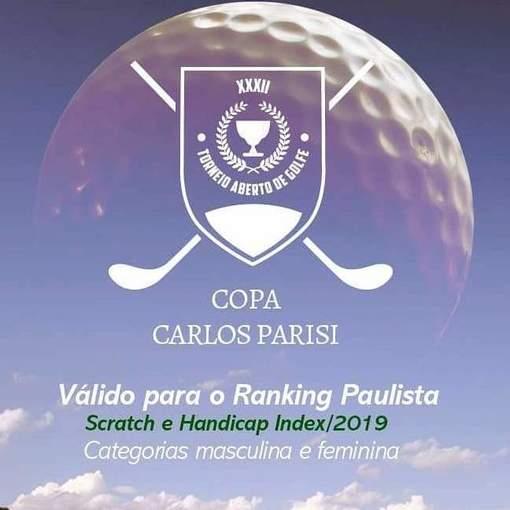 XXXII Aberto de Golfe - Copa Carlos Parisi - Ranking Paulista on Fotop