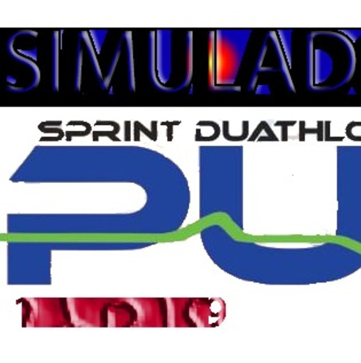 Simulado Sprint Duathlon Pulse no Fotop
