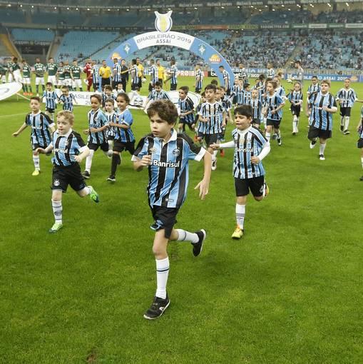 Grêmio x Palmeiras no Fotop