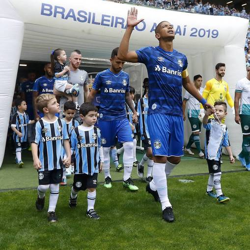 Grêmio x GoiásEn Fotop