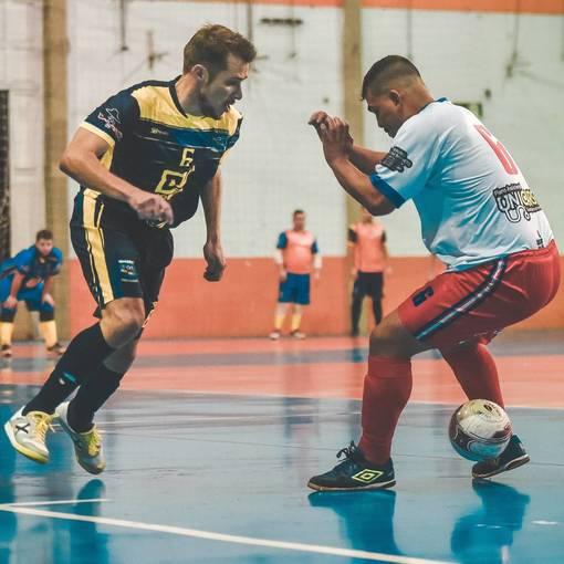 União Independente  x  AABC São José - Série Ouro de futsal on Fotop