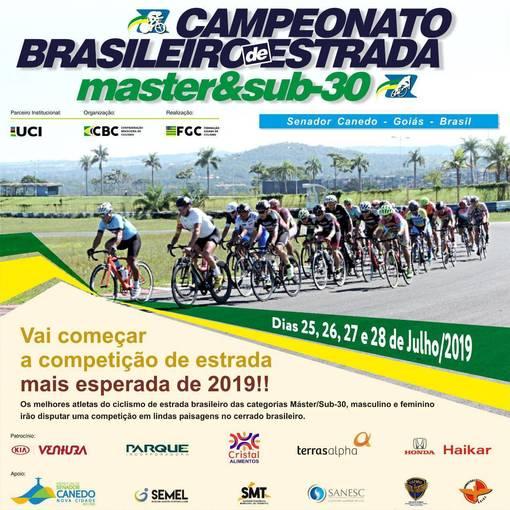 Campeonato Brasileiro de Estrada - Master & Sub30 no Fotop