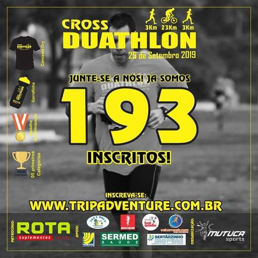 CROSS DUATHLON on Fotop