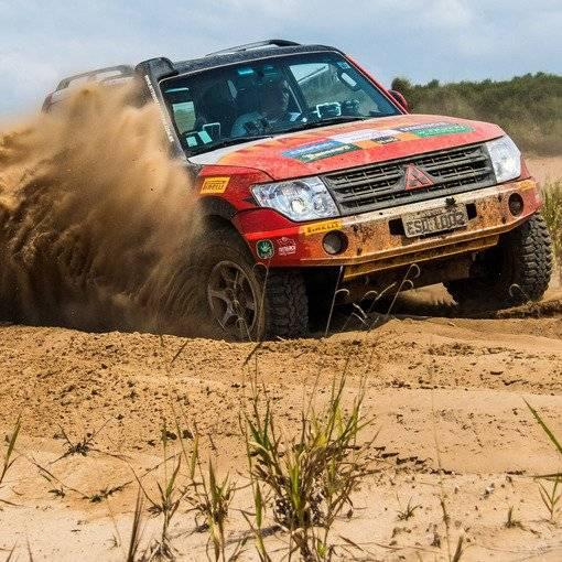 Mitsubishi Motorsports 2016 Joinville no Fotop