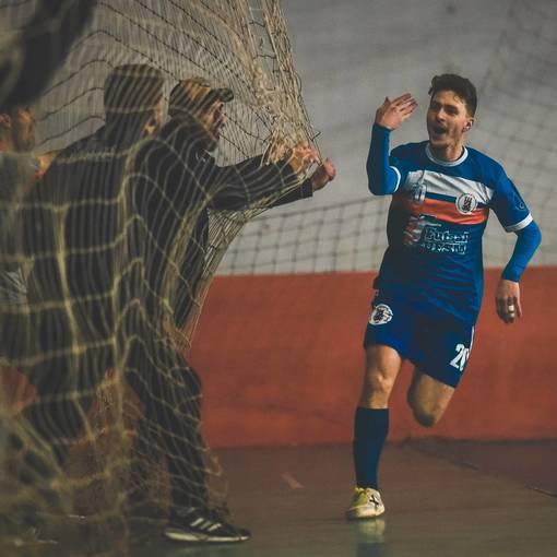 UFSM x ASSOEVA - Série Ouro de futsal on Fotop