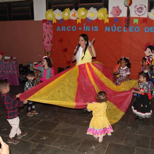 Festa Junina Escola Arco-ÍrisEn Fotop