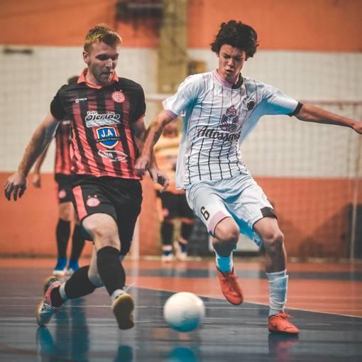 Citadino de Futsal -  Lanus x Copenhagen/TazEn Fotop