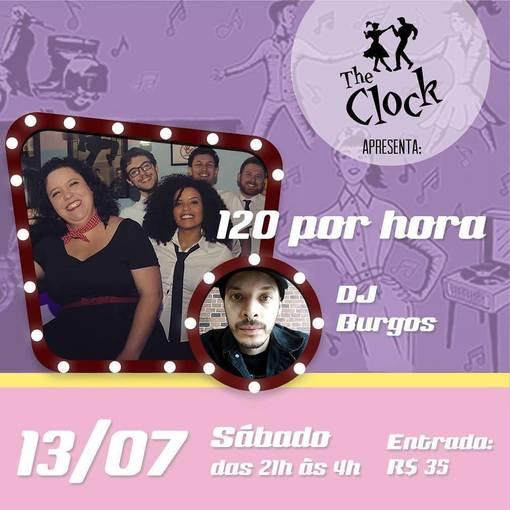 THE CLOCK - Sábado 13/07 on Fotop