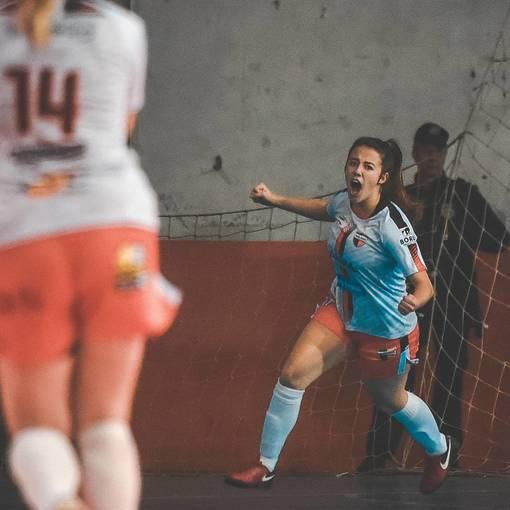 Citadino de Futsal Feminino - FMC Futsal x MálagaEn Fotop