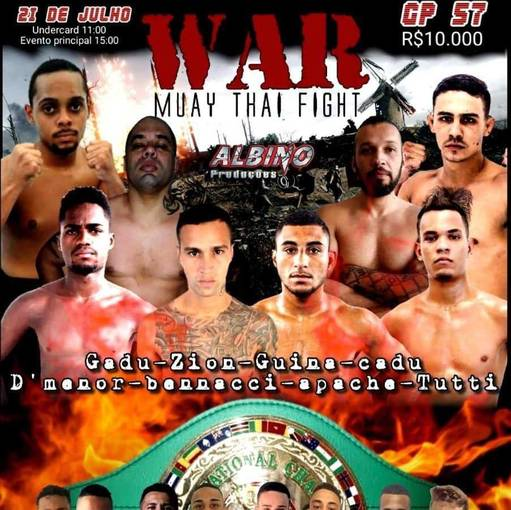 WAR MUAY THAI 57 En Fotop